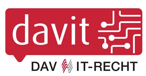davit im DAV – Arbeitsgemeinschaft IT-Recht im Deutschen Anwaltsverein